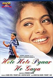 Hote Hote Pyar Hogaya (1999) Poster - Movie Forum, Cast, Reviews