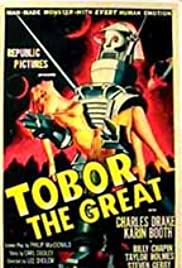 Tobor the Great(1954) Poster - Movie Forum, Cast, Reviews