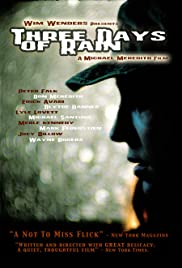 Three Days of Rain (2002) Poster - Movie Forum, Cast, Reviews