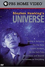 Stephen Hawking's Universe Poster