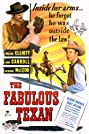 The Fabulous Texan (1947) Poster
