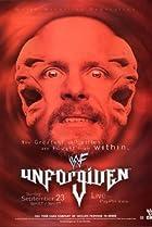 Image of WWF Unforgiven
