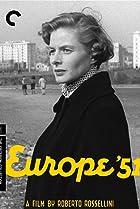Image of Europe '51