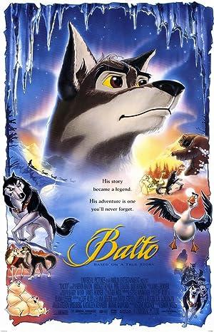 Poster Balto - Ein Hund mit dem Herzen eines Helden