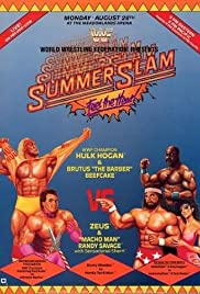 Summerslam (1989) Poster - TV Show Forum, Cast, Reviews