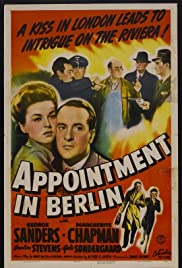 Appointment in Berlin (1943) Poster - Movie Forum, Cast, Reviews