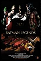 Image of Batman Legends