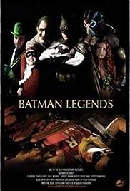 Batman Legends Poster