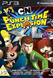 Cartoon Network: Punch Time Explosion Poster