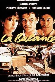 La balance(1982) Poster - Movie Forum, Cast, Reviews