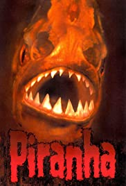 Piranha (1995) Poster - Movie Forum, Cast, Reviews