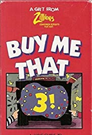 Buy Me That 3! A Kid's Guide to Food Advertising Poster