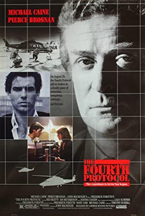 The Fourth Protocol (1987) (Hindi) Download on Vidmate