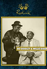 Bo Diddley - Willie Dixon: RockWalk Induction Poster