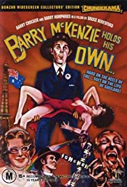 Barry McKenzie Holds His Own Poster