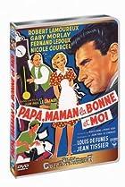 Papa, Mama, the Maid and I (1954) Poster
