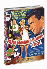 Papa, Mama, the Maid and I Poster