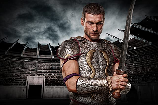 Andy Whitfield in Spartacus: War of the Damned (2010)