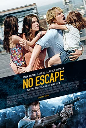 No Escape (2015) (Hindi) Download on Vidmate