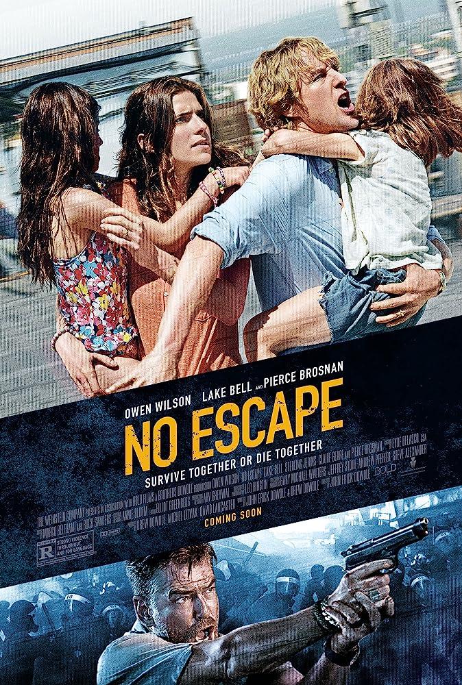 No Escape 2015 1080p HEVC BluRay 300MB Movies