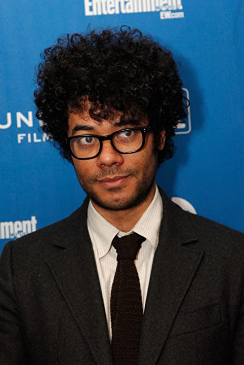 Richard Ayoade at an event for Submarine (2010)
