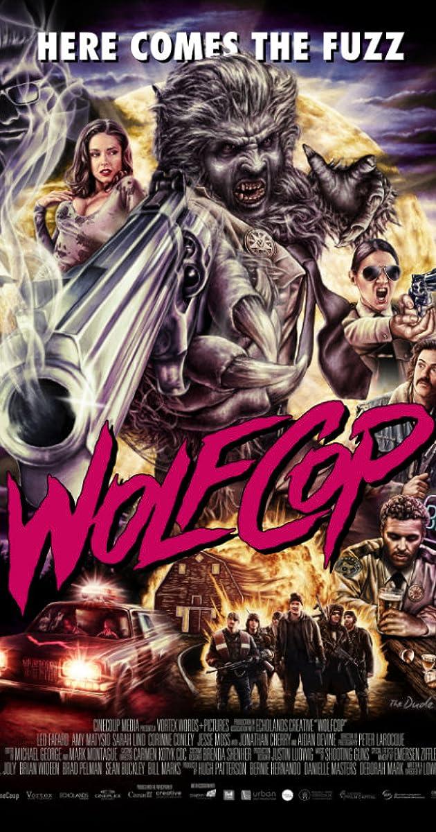 Wolfcop Legendado