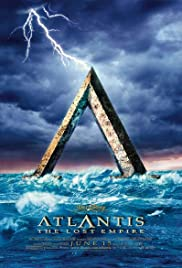 Atlantis: The Lost Empire Poster