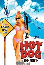 Hot Dog... The Movie Poster