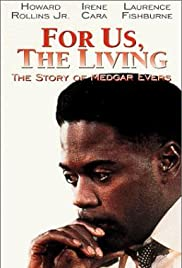 For Us the Living: The Medgar Evers Story Poster