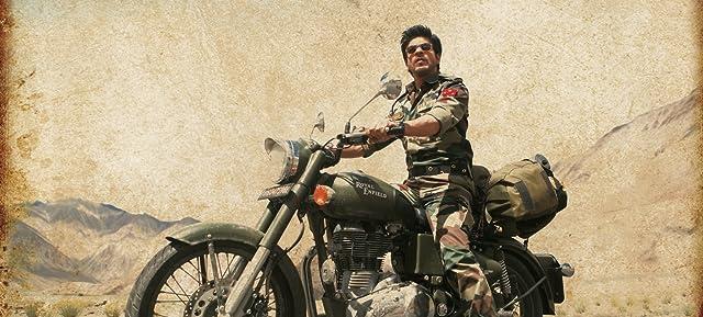 Shah Rukh Khan in Jab Tak Hai Jaan (2012)