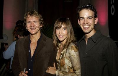 Sebastian Roché, Vera Farmiga, and Christopher Gorham