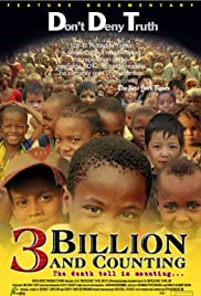 3 Billion and Counting Poster