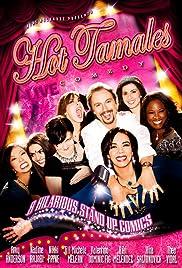 Hot Tamales Live Kiki Melendez Presents Poster