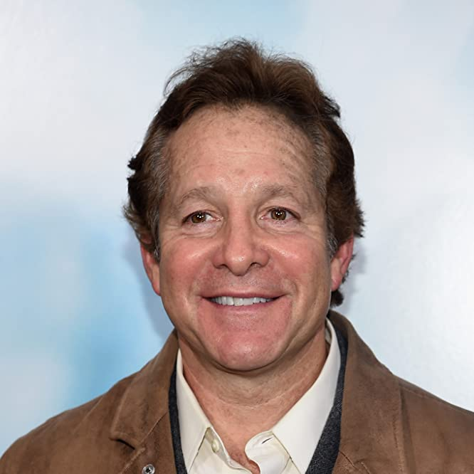 Steve Guttenberg at an event for Chappie (2015)