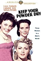 Image of Keep Your Powder Dry