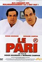 Image of Le pari