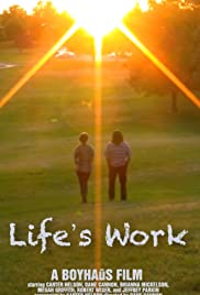Life's Work Poster