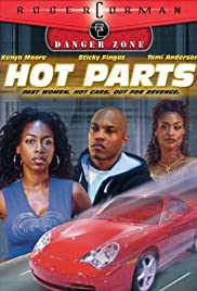 Hot Parts Poster