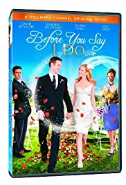 Before You Say 'I Do' Poster