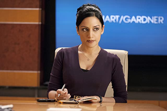 Archie Panjabi in The Good Wife (2009)