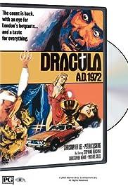 Dracula A.D. 1972 Poster