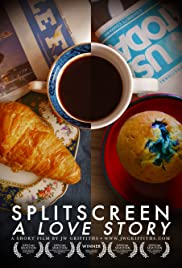 Splitscreen: A Love Story (2011) Poster - Movie Forum, Cast, Reviews
