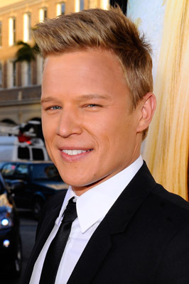 Christopher Egan at Letters to Juliet (2010)