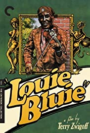 Louie Bluie (1985) Poster - Movie Forum, Cast, Reviews