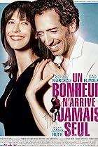 Un bonheur n'arrive jamais seul (2012) Poster