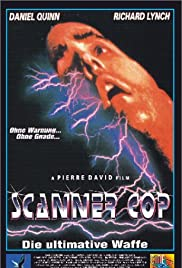 Scanner Cop(1994) Poster - Movie Forum, Cast, Reviews