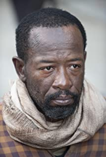 lennie james walking dead