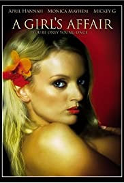A Girl's Affair Poster