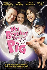 My Brother the Pig(1999) Poster - Movie Forum, Cast, Reviews