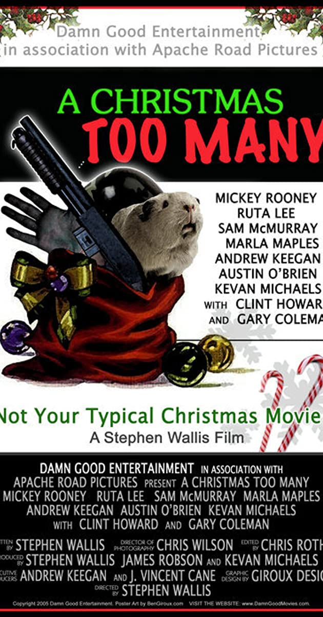 A Christmas Too Many (Video 2007) - IMDb